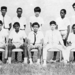 BHS Cricket Team - 1970