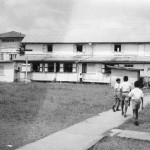 The old Science Building - 1972